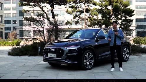 同是旗舰SUV,奥迪Q8为啥比宝马X6好看