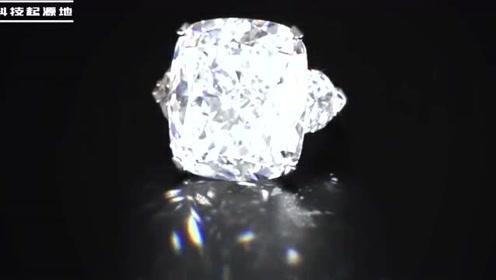 钻石作为自然界最硬的物质,用大铁锤真的砸不烂吗?幸亏没尝试!