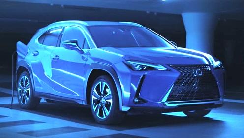 全新雷克萨斯纯电动UX 300e广州车展全球首发