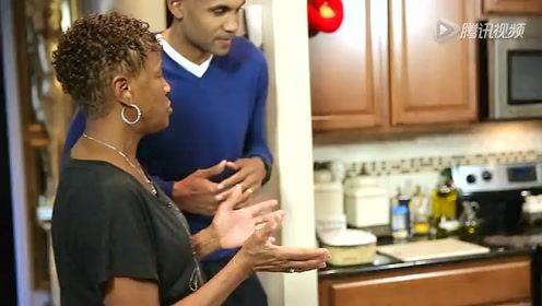 Ray Allen's Mom Cook for the Miami Heat