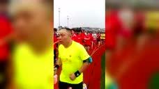青岛黎明脚步即墨开发区飞鱼支队日常2016.7.23