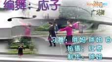 湘乡二大桥胖妞广场舞43-光阴的故事