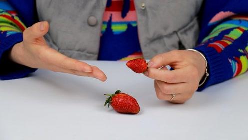 没想到草莓还可以美白牙齿,很多朋友都不知