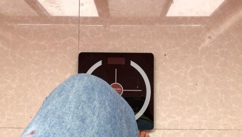 体重不变  不要放弃一定要坚持