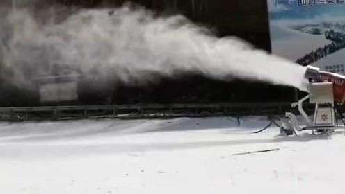 国产造雪机VS进口造雪机