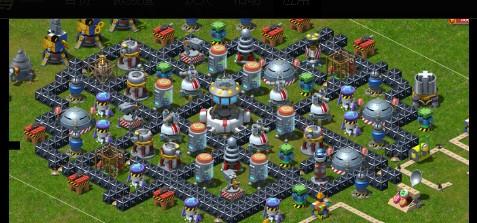 玩具战争7级城墙 精品玩家社区图片