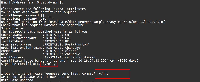 腾讯云ubuntu搭建openvpn