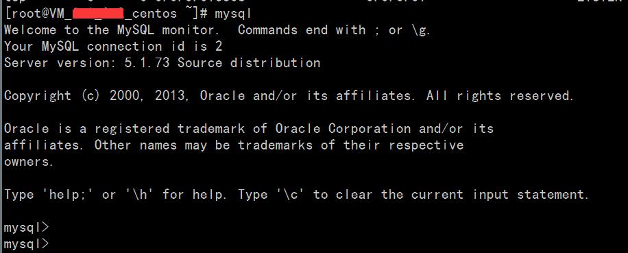 mysql入门教程: 2. 安装mysql数据库