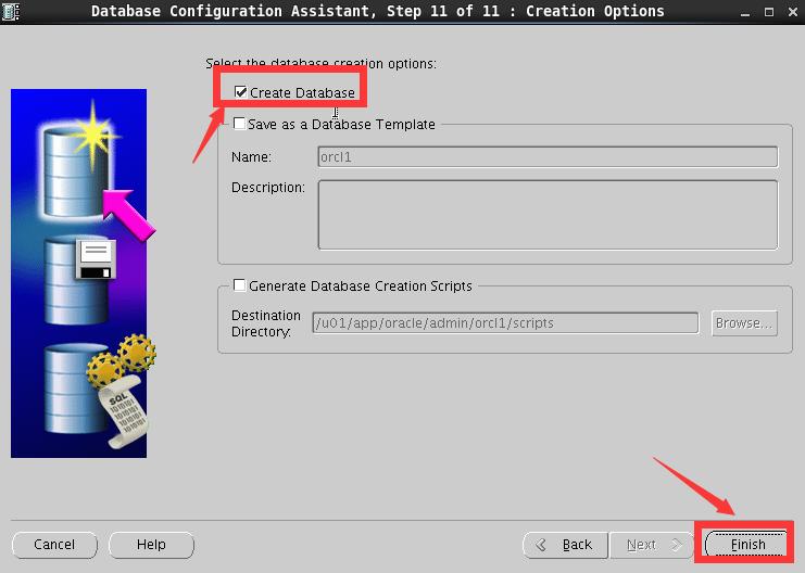 在腾讯云Centos6.X服务器上搭建Oracle11.2.0.4