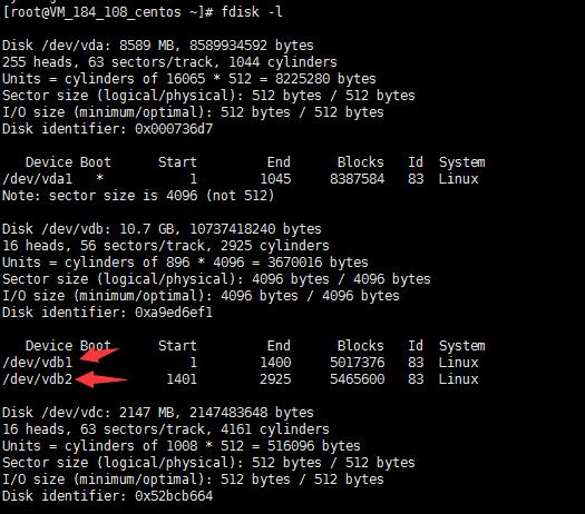 AMH4.2数据盘挂载方法