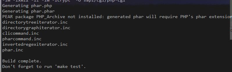 小技巧 lnmp(ngxin1.8+mysql5.6+php5.6)编译安装 php下篇
