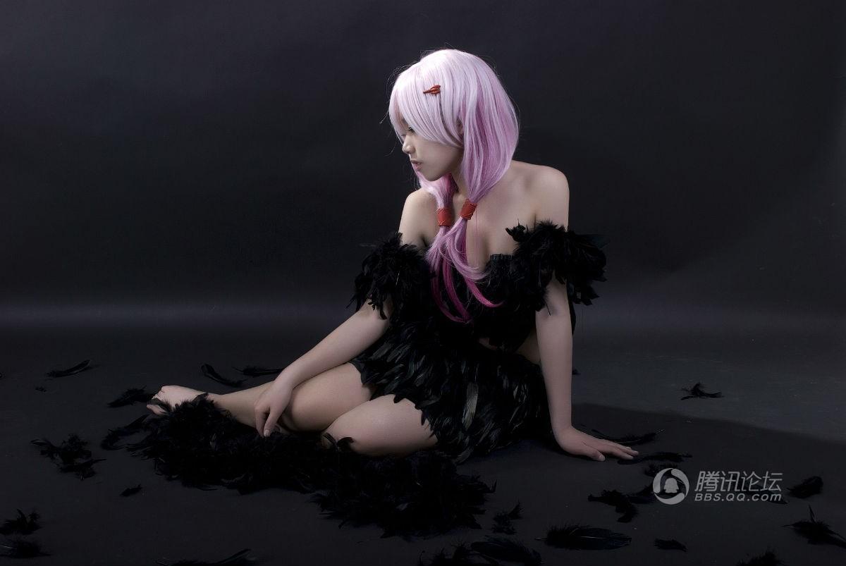 �y�z�{�|�}黑羽毛�G祈x黑礼服�G祈x樱满集.�}�|�{�z 动漫图...