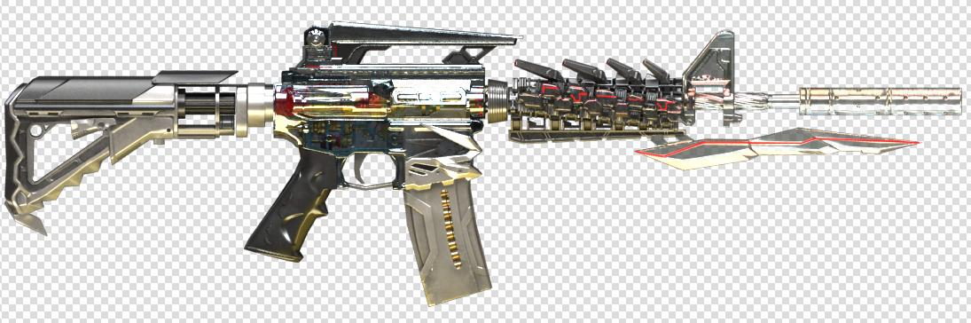 cf新版本爆料 生化-死神  新武器、新地图