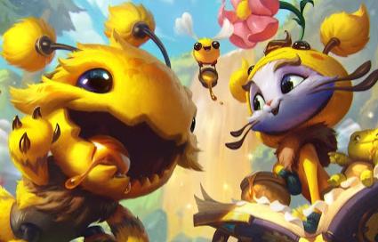 3款可爱小蜜蜂新皮肤 猫咪打扮成蜜蜂模样