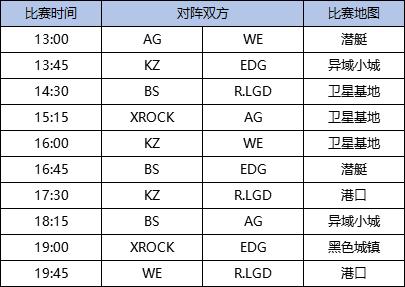 京东杯丨11.1回顾:AG青训出战,XROCK未取胜利