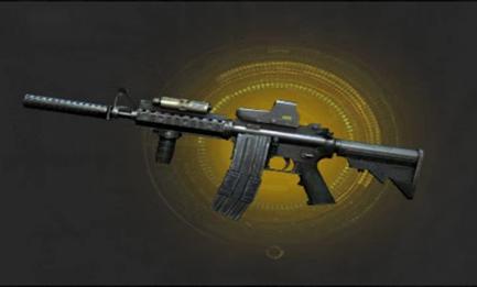 拥有空尖弹的步枪现身生化模式,要是给斯泰尔和炼狱加上还不直接起飞!