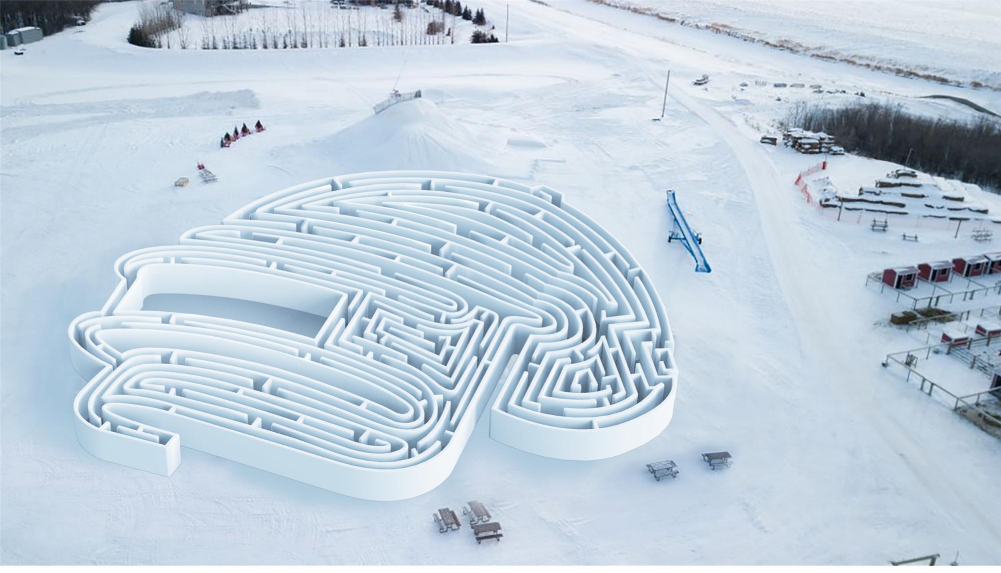 《和平精英》携手哈尔滨松花江冰雪嘉年华打造冬日冰雪盛典