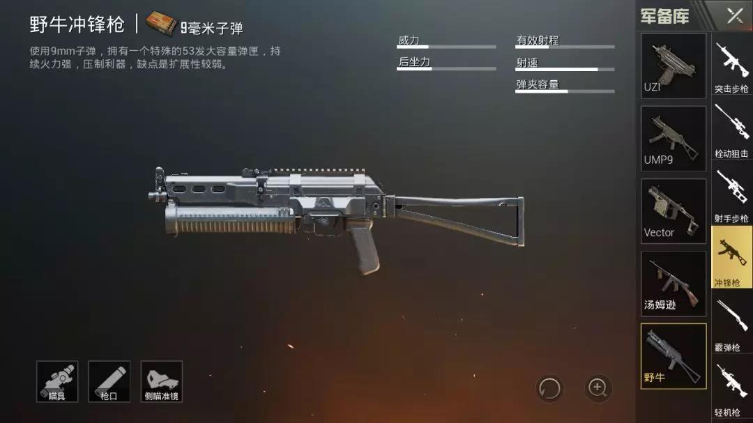 刺激战场春日特训版本武器爆料 野牛新枪新瞄具登场1
