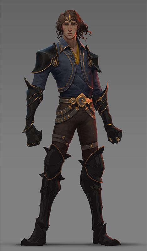 新英雄佛耶戈剖析:破败之王是联盟历史上最具标志性的人物之一