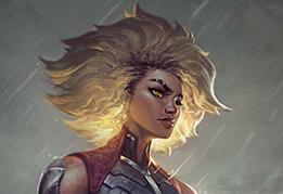 新英雄镕铁少女公布 新皮肤女帝与永恒之森系列