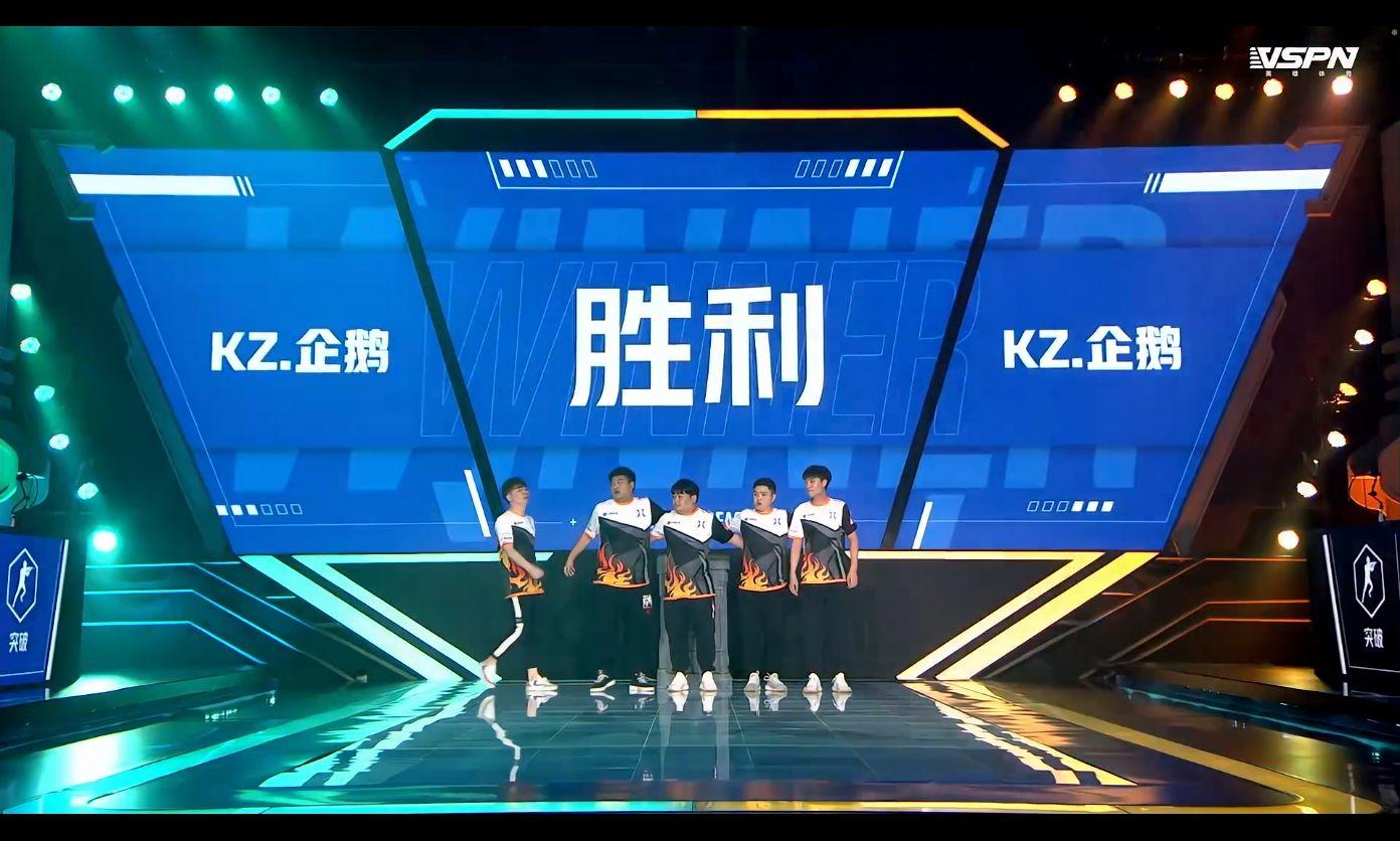 [CFPL] KZ|潜心等待,春夏精进,望顶峰相见