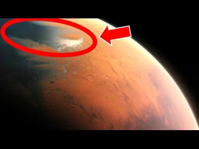 """火星的南极惊现""""湖泊"""",零下70度竟不结冰?科学家激动之余很担心! ..."""