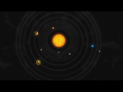 月亮绕地球一月转一圈,地球绕太阳一年转一圈,太阳绕银河系呢