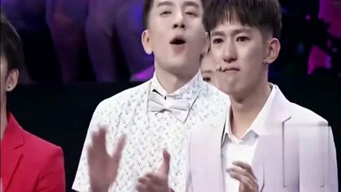 非常完美:帅哥徐志滨被美女牵手成功,台下的观众都被感动哭了!