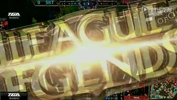 2014全明星半决赛:SKT1 vs FNC 第一场的照片